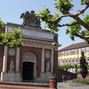 Berliner Tor in Wesel